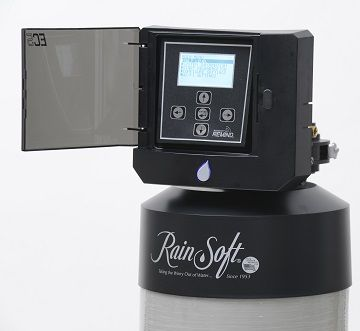 RainSoft water treatment control settings